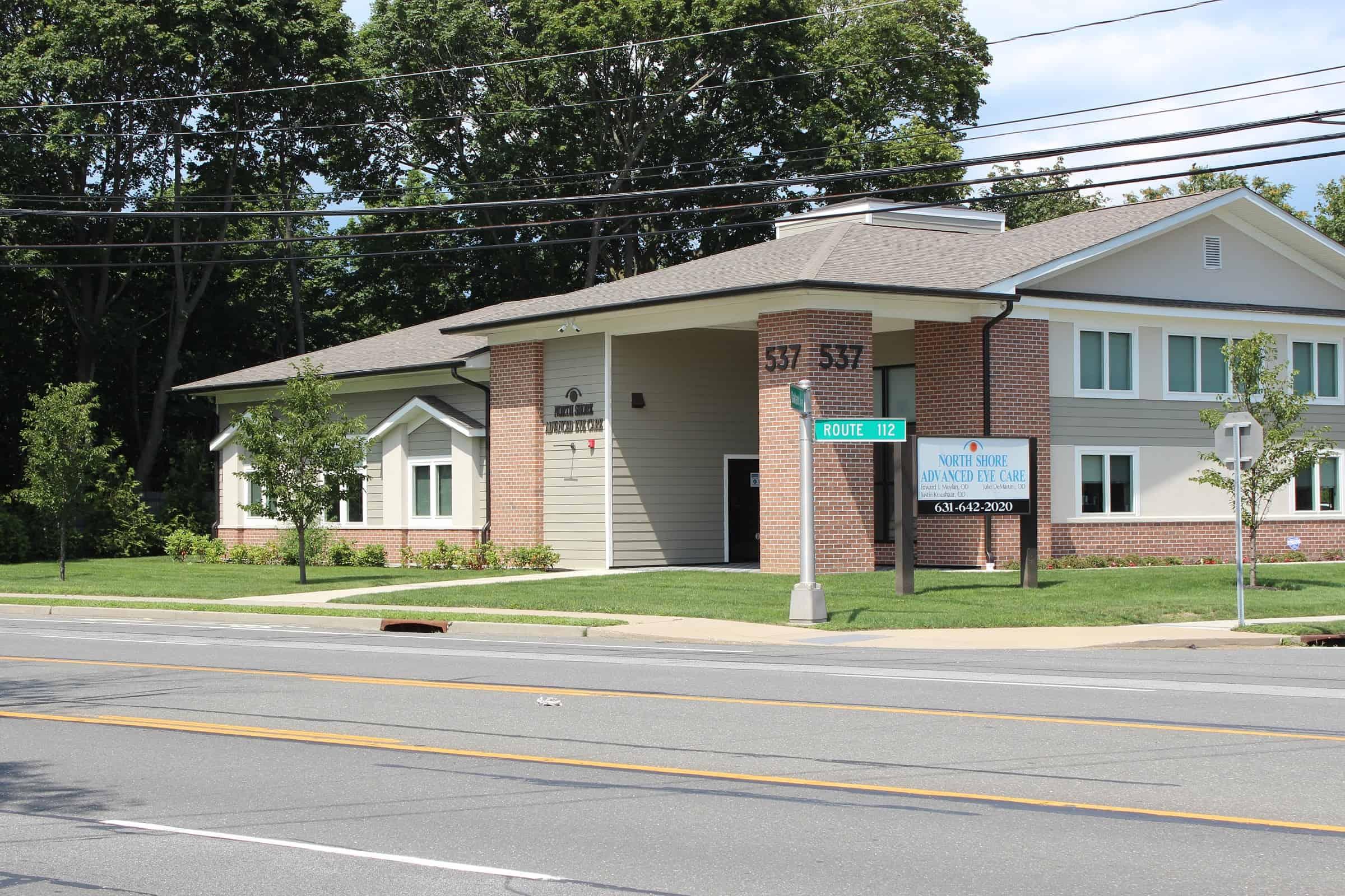 537 Patchogue Rd Port Jeff Station, Ny 11776 - Eye Doctor